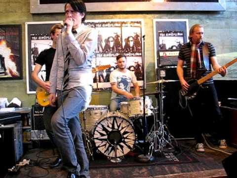 The Disciplines at Easy Street Records - Oslo mp3