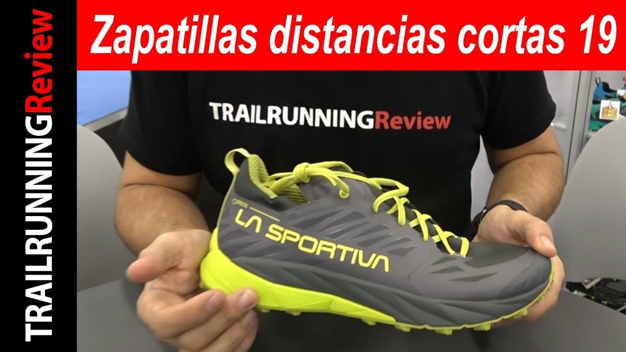 zapatos de separación 88b58 91eaa Zapatillas Trail Running distancias cortas - Novedades 2019