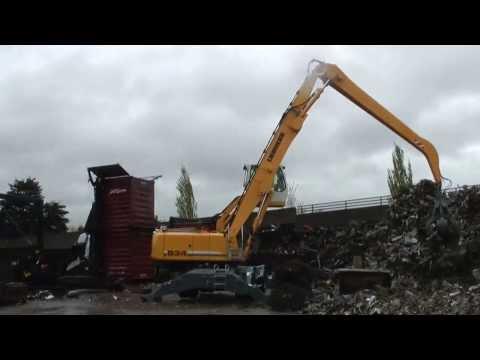 Material Handling Machine A 934 C