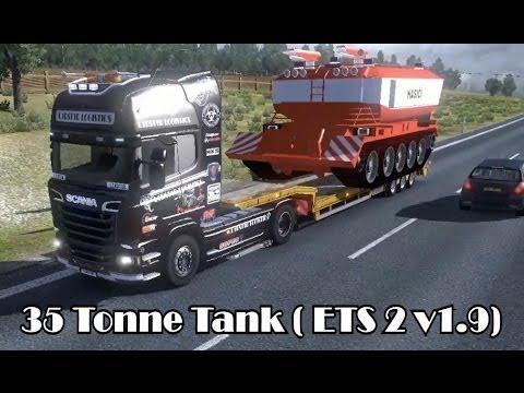 Delivery (Heavy Transport)(ETS2 v1.9) - Euro Truck Simulator 2