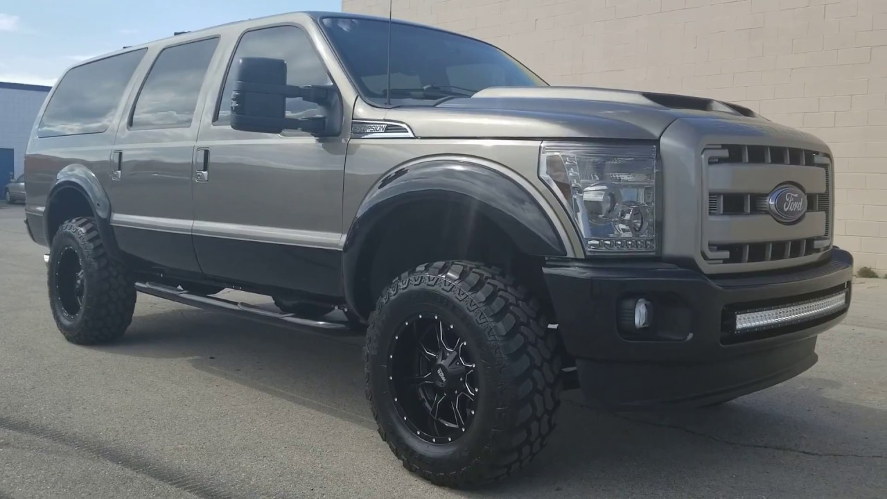 Ford Excursion 2015 >> Www Diesel Deals Com 2003 Ford Excursion Limited 4x4 2015 Front End