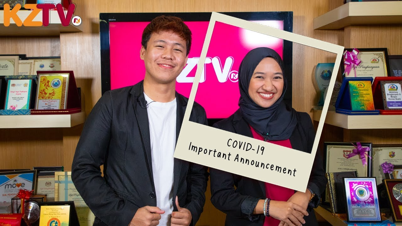 KZTV 2020 | COVID-19 Important Announcement
