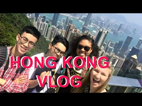 HONG KONG TRAVEL VLOG | Living in China: VLOG 43