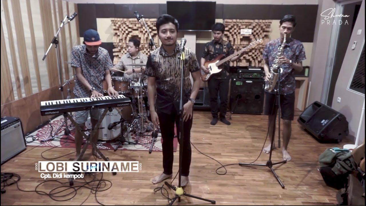 Shuma Prada - Lobi Suriname (Live Session)
