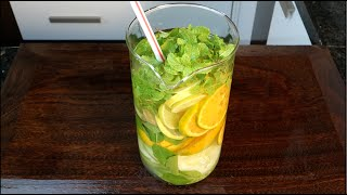 Detox Water for Weight Loss and Cleanse Your Body