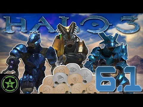 THE ARK - Halo 3: LASO Part 6.1 | Lets Play