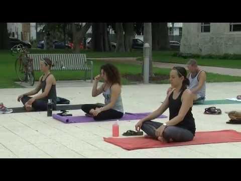 DAY 9, Part 1 of 2 - Side Splits - 14 Days of Green Smoothie Yogaиз YouTube · Длительность: 8 мин23 с
