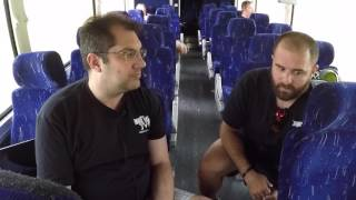 vBrisket BusTour interview with Rolland Miller