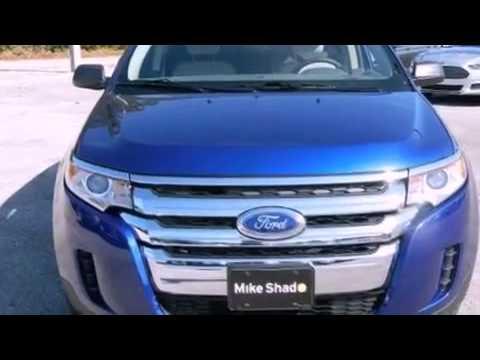Ford Edge Jacksonville Fl