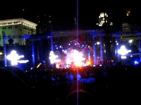 """Kid Rock """"Drift Away"""" (Live Dobie Gray Cover) 7/18/09"""