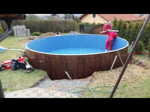 Stavba bazénu orlando diskuze