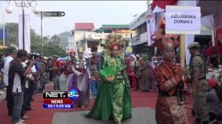 Pemecahan Rekor MURI Songket Terbanyak di Sawahlunto - NET24