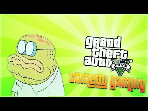 GTA 5 - Pool Fight -  Old Man Jenkins - Comedy Gaming