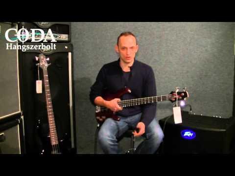 HangszerMustra - Cort Action Bass