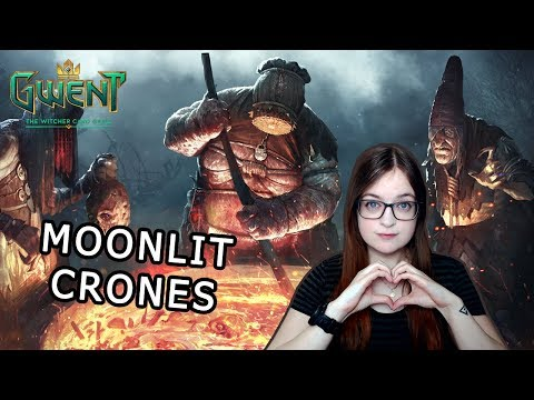 Gwent | Fan Friday Monsters Deck Guide | Moonlit Crones