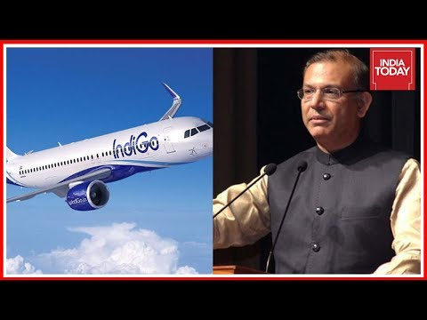 'No Jets With Engine Trouble Will Take Off': MoS Aviation Jayant Sinha On Jet Engine Scare