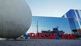 Украина начала переговоры по бойкоту ЧМ-2018 в России