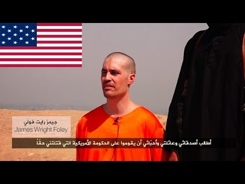 This Is Why James Foley Has Been Killed By TerroristTerrorist ( isis )