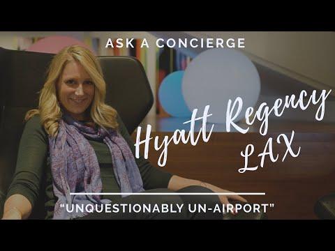 Unquestionably Un-Airport: The Hyatt Regency LAX