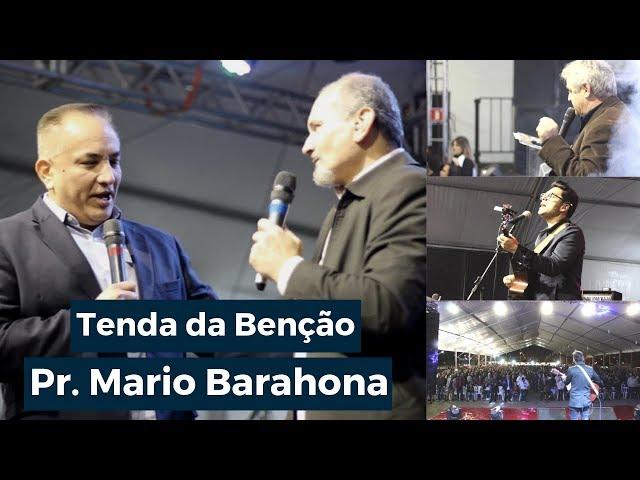 Pr. Mario Barahona - Tenda da Benção - Quinta Noite