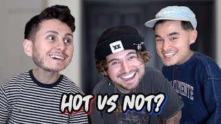 Roasting YOUTUBERS ft. Kian & Jc