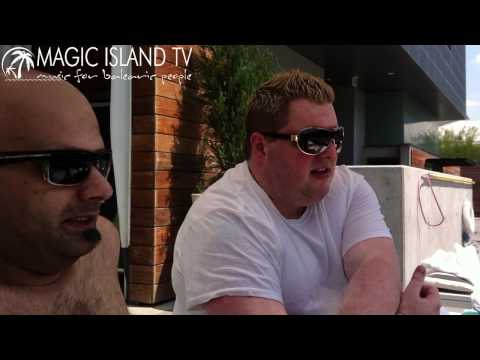 Roger Shah Interview with Tom Colontonio - Special for Magic Island TV