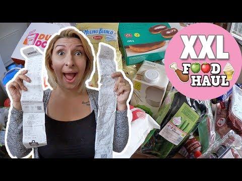 XXL Food HAUL🍗 🍏🍎🍦 | Wocheneinkauf für 5-köpfige Familie | DIANA DIAMANTA