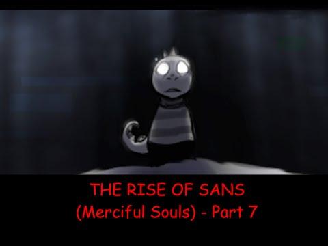 The Rise of Sans (Merciful Souls) - An Undertale Comic - Part 7