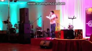 Fiji Standup comedy by Sunny Moza