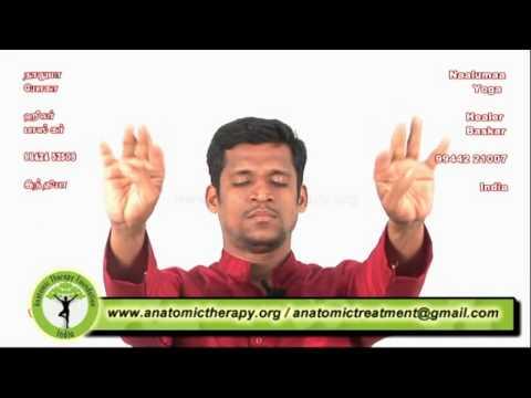 Exercise - Healer\'s Baskar(Anatomic Therapy Foundation) - YouTube