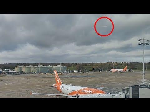 Vielleicht waren es gar keine Drohnen 🛸 Flughafen Gatwick still für 36 Stunden