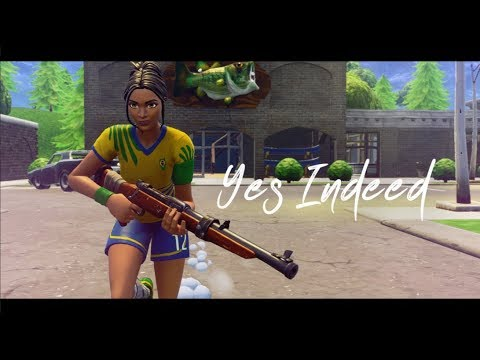 "Fortnite Montage - ""YES INDEED"""