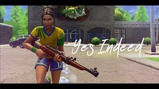 """Fortnite Montage - """"YES INDEED"""" (Drake & Lil Baby)"""