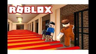 الهروب من السجن : ركبت صاروخ و طلعت الفضاء فى لعبة roblox !!
