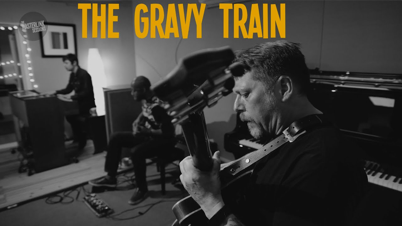 Gravy Train with Nigel Price on guitar - 100% live at Masterlink Productions