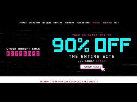 Fashion Nova 2018 Coupon Code, Promo Code, Discount Code & Free Shipping Code