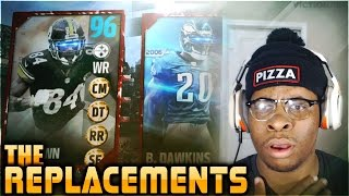 OMGGG! FIRST GAME AGAINST A SUPER TEAM! ELITE UPGRADE 89+ OVERALL PACK! Replacements Episode 17 MUT