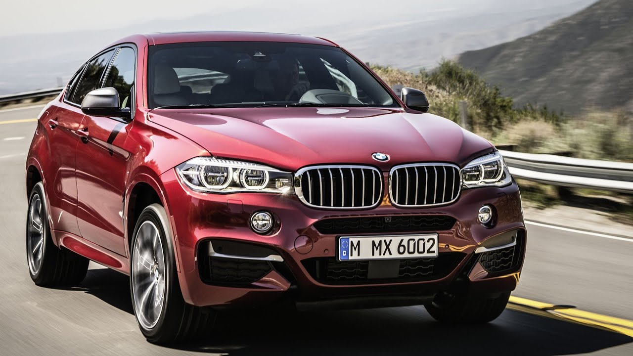First Drive ▻ 2015 BMW X6 M50d   YouTube