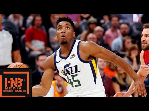 Utah Jazz vs Perth Wildcats Full Game Highlights | 29.09.2018, NBA Preseason