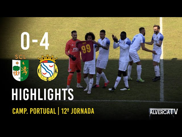 Lourinhanense 0-4 FC Alverca Highlights