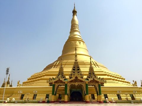 The City Of The Future - Nay Pyi Taw Myanmar (Ch17)