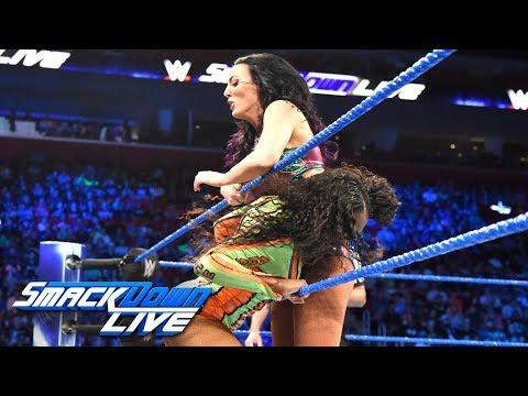 Naomi vs. Peyton Royce: SmackDown LIVE, Sept. 4, 2018