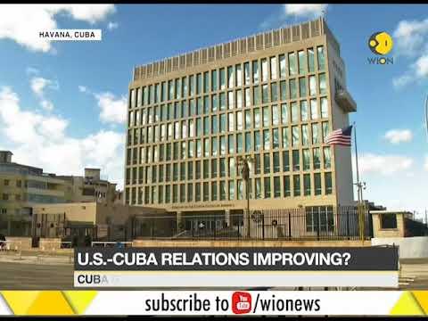 Cuba grants visa to senior US diplomat
