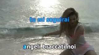 Fausto Leali - Io Camminero (Karaoke Pro).wmv