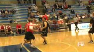 GPPD vs GPFD Charity Basketball Game 2011 thumbnail