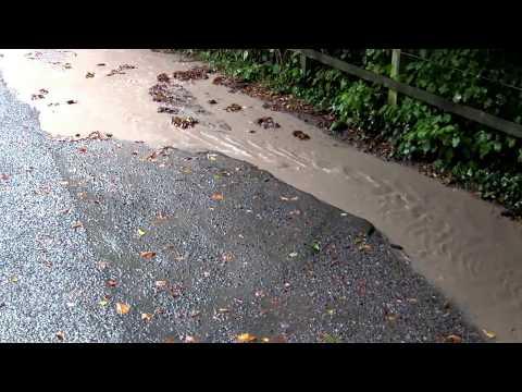 Urban Runoff (surface runoff of rainwater)