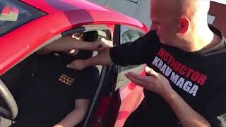 Road Rage part III, Krav Maga seminar with Amnon Darsa @IKMN.