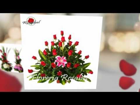 Florerias En Lima Perú Arreglo Floral Lima Florería Rosabel