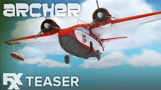 Archer | Season 9: PA Destination Teaser | FXX