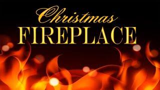 Christmas Fireplace - Lounge JAZZ & Bossa Nova for Great Winter Mood